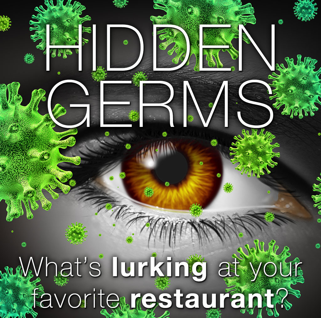 hidden germs