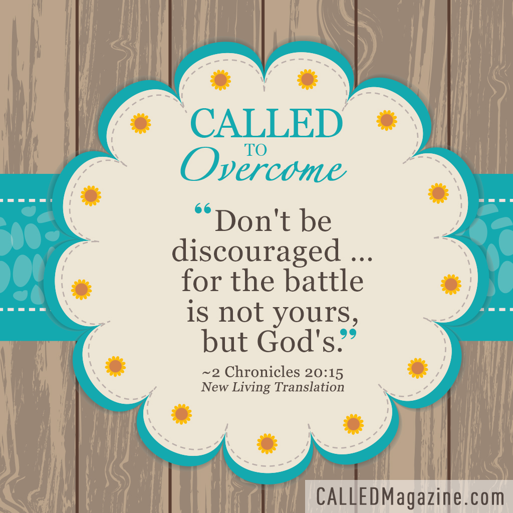 Quote of the Week | Overcome