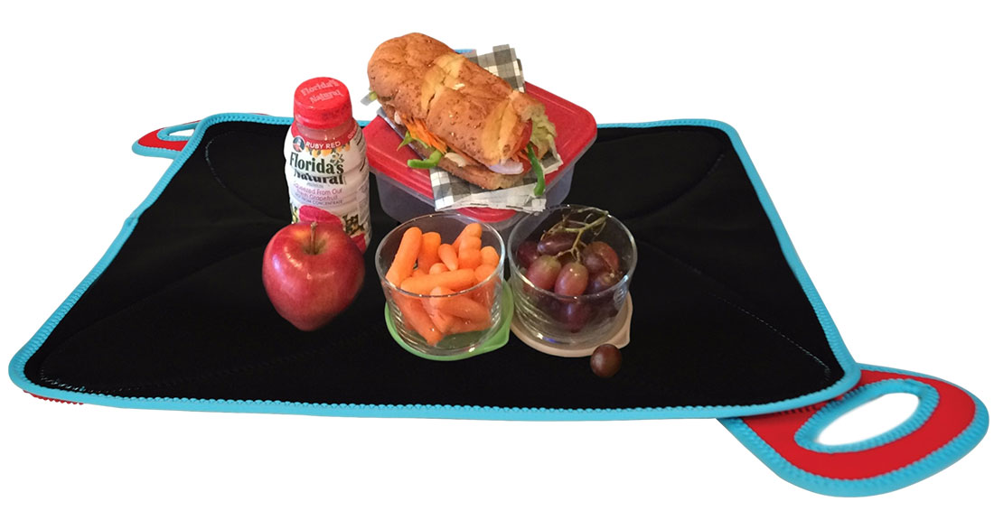 SOLVETTA FLATBOX LUNCH BAG