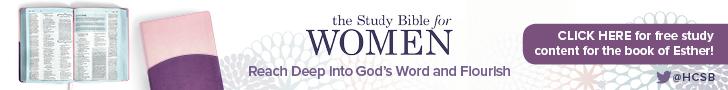 Study Bible For Women Leaderboard