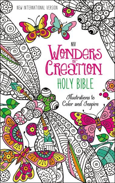 Wonders of Creation Holy Bible
