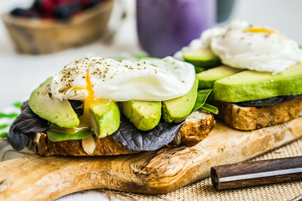 6 Easy Power Breakfasts